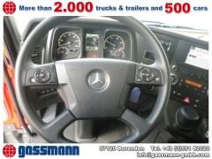 Mercedes Benz Actros 2545 L 6x2, Retarder